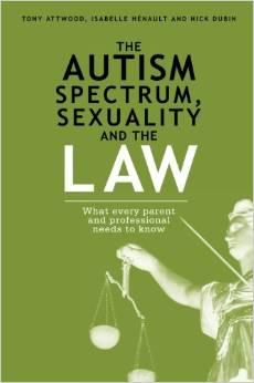 """Forside """"Autisme, seksualitet og jus"""""""
